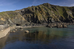 Mullion Cove Stock Photo