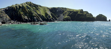 Mullion cove Royalty Free Stock Image