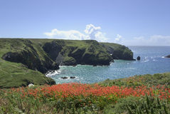 Mullion cove Stock Image