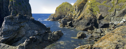 Mullion cove Royalty Free Stock Photo