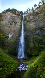 Mulnomah Fälle, Oregon lizenzfreie stockfotografie