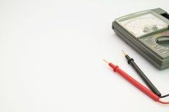 Multímetro analogico Fotografía de archivo libre de regalías