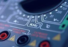 Multímetro digital Imagem de Stock