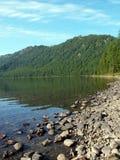 multa горы озера altai 7 нижнее Стоковое фото RF