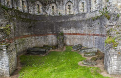 The Multangular Tower in York Royalty Free Stock Images
