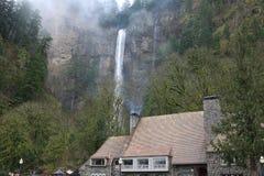 Multanomah Falls stock image
