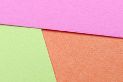Multi бумага цвета Стоковое фото RF
