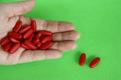 multi витамины Стоковое Изображение RF