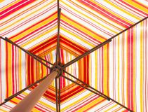 Multi зонтик цвета Стоковое Фото
