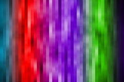 Multi нашивка цвета Стоковые Фото