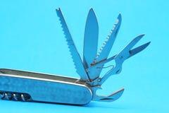 multi открытый карманный инструмент Стоковые Фото