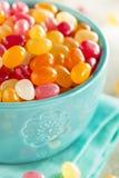 Multi покрашенная конфета желейных бобов Стоковая Фотография RF