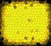 Multi покрашенное цветное стекло Стоковые Фотографии RF