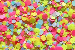 Multi покрашенные Sequins для дизайна ногтей glitter Фольга для стоковые изображения