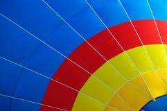 Multi aerostato di aria calda colorato Fotografie Stock Libere da Diritti