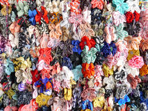 Multi arco del nastro di colore Immagini Stock