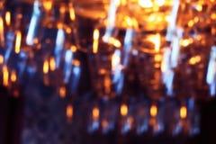 Multi borrão das cores do bokeh Imagens de Stock
