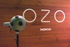Multi-camera 360 VR-systeem Stock Afbeeldingen