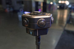 Multi-camera 360 VR-systeem Royalty-vrije Stock Afbeelding