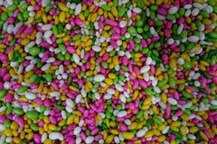 Multi caramella dolce molle colorata Fotografia Stock Libera da Diritti