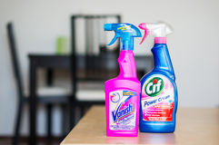 Multi cleaner Royalty Free Stock Photo