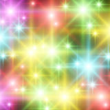 Multi-color background. From five colors Stock Images