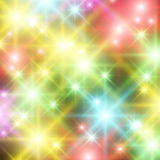 Multi-color background. From five colors Royalty Free Stock Photography