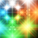 Multi-color background. From five colors Royalty Free Stock Photos