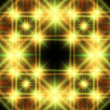 Multi-color background. Neon image Royalty Free Stock Image