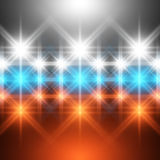 Multi-color background. From three colors Royalty Free Stock Image