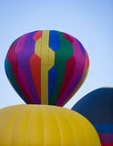 Multi-color Balloon Rising Stock Images