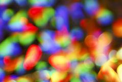Multi color blurred background Royalty Free Stock Photos