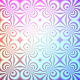 Multi color candy swirl. Multi color candy retro background with swirls, disco style stock photos