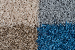 Multi color carpet Stock Photos