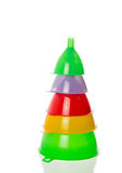 multi color funnel Royalty Free Stock Photo