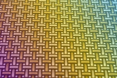 Multi Color pattern background close up Royalty Free Stock Photography