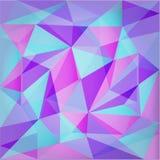 Polygon background. Stock Image