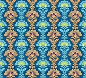 Multi color Retro pattern. Vector formate Stock Photography