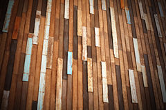 Multi Color Wood Plank Stock Images