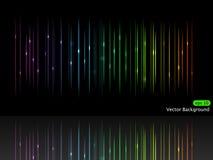 Multi colored background vector illustration