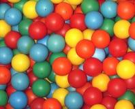 Multi-colored ballen Royalty-vrije Stock Foto