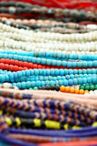Multi-colored Beads Royalty Free Stock Image