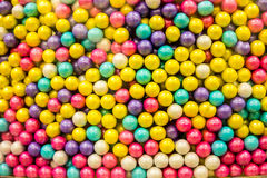 Multi-Colored Candy Drops Royalty Free Stock Photography