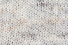 Multi-colored decorative woolen fabric texture background, close up Royalty Free Stock Photo