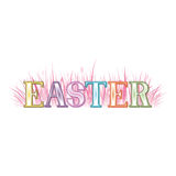 Easter Banner Stock Photos