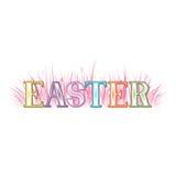Easter Banner Stock Photos