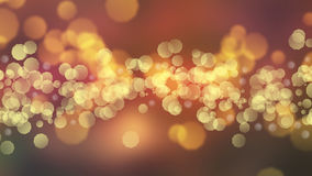 Multi Colored glitter bokeh background. Royalty Free Stock Photo