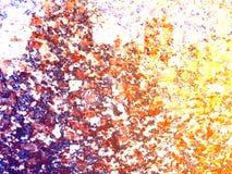 Multi-colored gradiënt van glanzend graniet royalty-vrije stock foto's