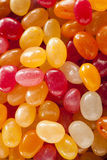 Multi Colored Jelly Bean Candy Stock Image