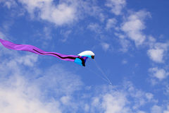 Multi colored kite Stock Image